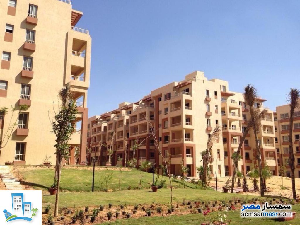 Apartment 2 bedrooms 2 baths 130 sqm semi finished For Sale North Extensions 6th of October - 3