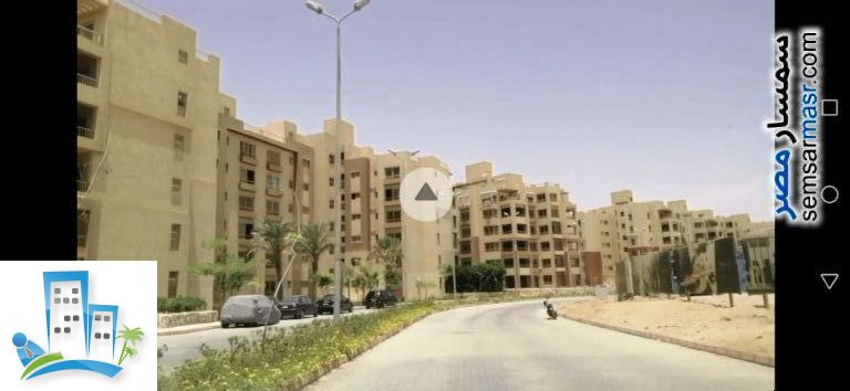 Apartment 2 bedrooms 2 baths 130 sqm semi finished For Sale North Extensions 6th of October - 4