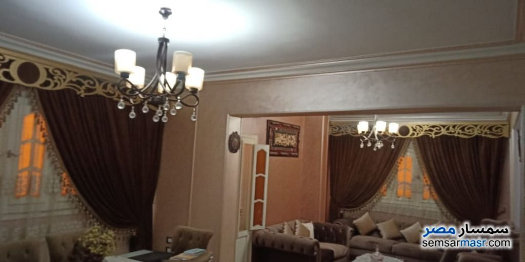 Ad Photo: Apartment 2 bedrooms 1 bath 130 sqm super lux in Faisal  Giza