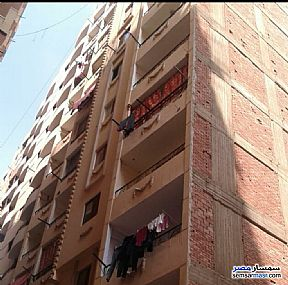 Ad Photo: Apartment 3 bedrooms 2 baths 130 sqm without finish in Al Salam City  Cairo