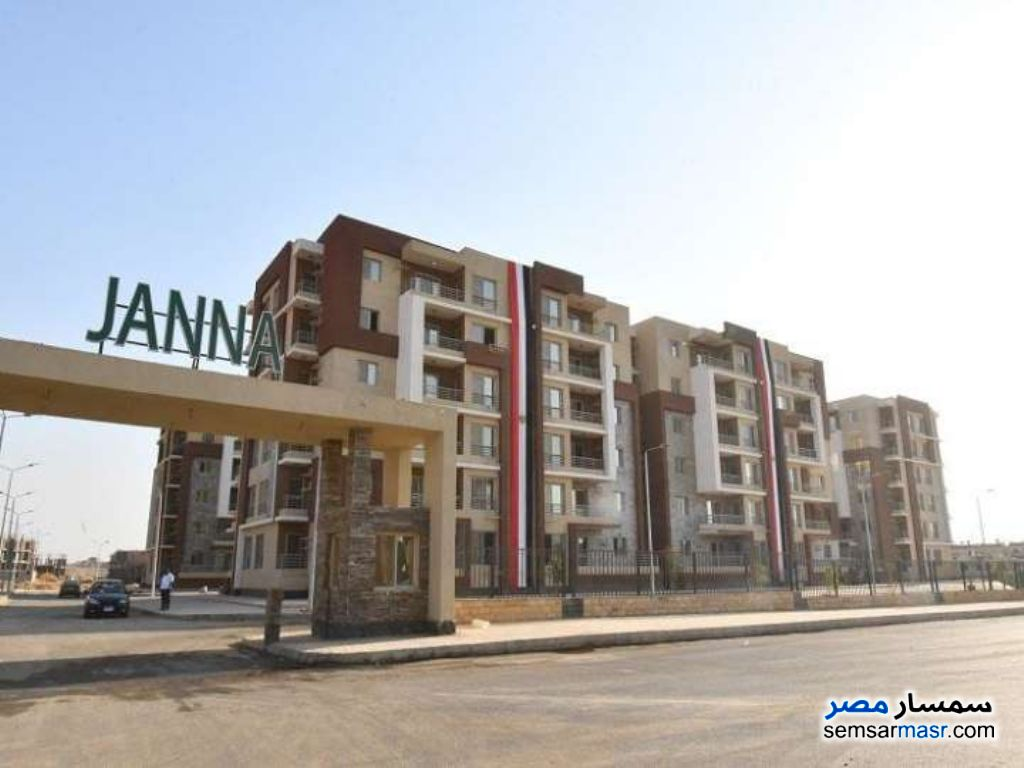Ad Photo: Apartment 3 bedrooms 2 baths 130 sqm super lux in Mukhabarat Land  6th of October