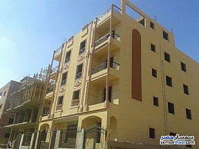 Ad Photo: Apartment 3 bedrooms 2 baths 134 sqm semi finished in North Extensions  6th of October