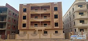 Ad Photo: Apartment 3 bedrooms 2 baths 135 sqm semi finished in Shorouk City  Cairo