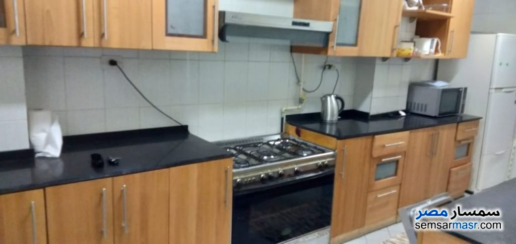 Photo 4 - Apartment 3 bedrooms 3 baths 136 sqm super lux For Rent Rehab City Cairo