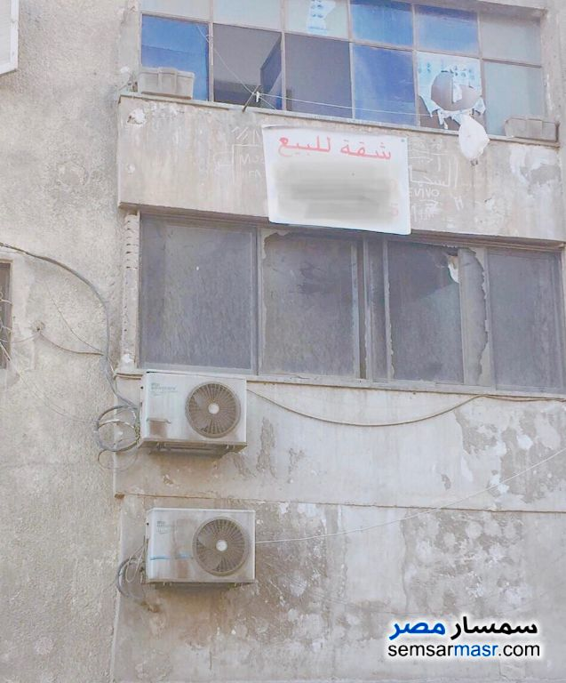 Photo 2 - Apartment 4 bedrooms 1 bath 138 sqm semi finished For Sale Nasr City Cairo