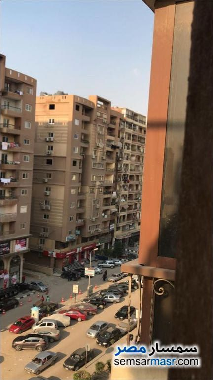 Ad Photo: Apartment 2 bedrooms 1 bath 140 sqm lux in New Nozha  Cairo
