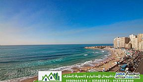 Ad Photo: Apartment 3 bedrooms 2 baths 140 sqm super lux in Sidi Beshr  Alexandira