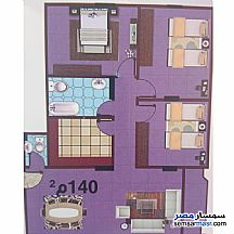 Ad Photo: Apartment 3 bedrooms 2 baths 140 sqm semi finished in Hadayek Al Ahram  Giza