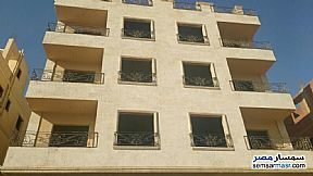 Ad Photo: Apartment 3 bedrooms 2 baths 140 sqm semi finished in Mukhabarat Land  6th of October