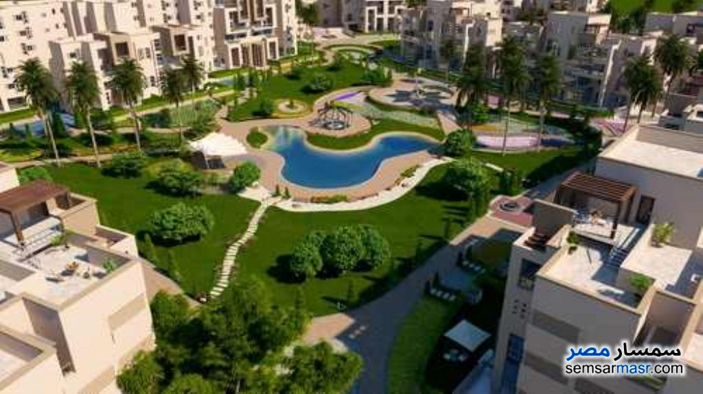 Photo 4 - Apartment 2 bedrooms 2 baths 144 sqm extra super lux For Sale Fifth Settlement Cairo