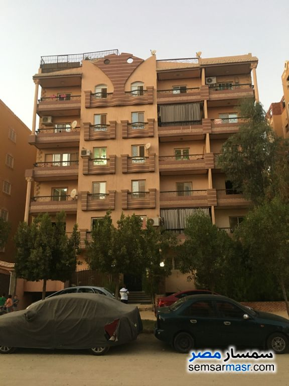 Photo 1 - Apartment 3 bedrooms 1 bath 140 sqm super lux For Sale Districts 6th of October