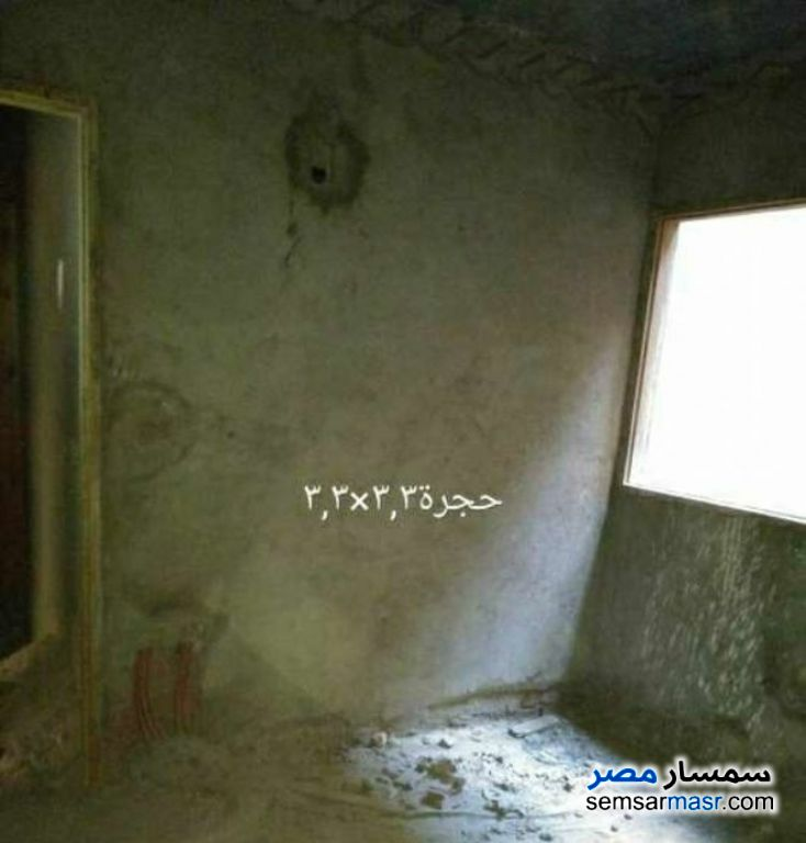 Photo 6 - Apartment 3 bedrooms 2 baths 150 sqm semi finished For Sale Zeitoun Cairo