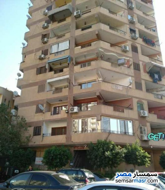 Photo 10 - Apartment 3 bedrooms 2 baths 150 sqm semi finished For Sale Zeitoun Cairo