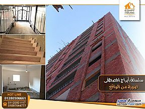 Apartment 3 bedrooms 2 baths 150 sqm For Sale al salam city Cairo - 1