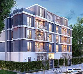 Ad Photo: Apartment 3 bedrooms 2 baths 150 sqm semi finished in Cairo Alexandria Desert Road  Giza