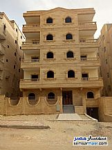 Ad Photo: Apartment 3 bedrooms 1 bath 150 sqm semi finished in 15 May City  Cairo