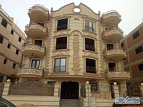 Ad Photo: Apartment 3 bedrooms 1 bath 150 sqm semi finished in El Ubour City  Qalyubiyah