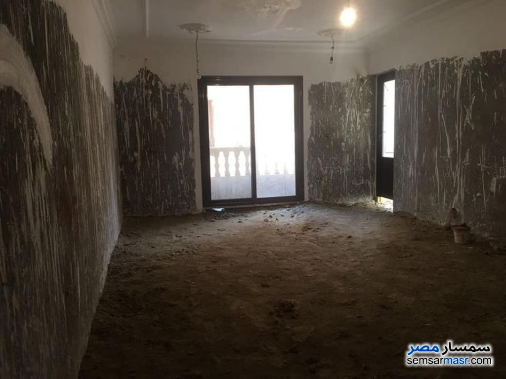 Photo 5 - Apartment 3 bedrooms 1 bath 150 sqm semi finished For Sale El Ubour City Qalyubiyah
