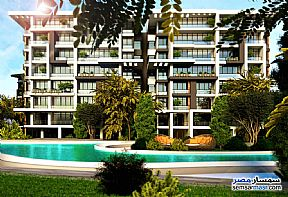 Apartment 2 bedrooms 2 baths 152 sqm extra super lux For Sale New Capital Cairo - 2