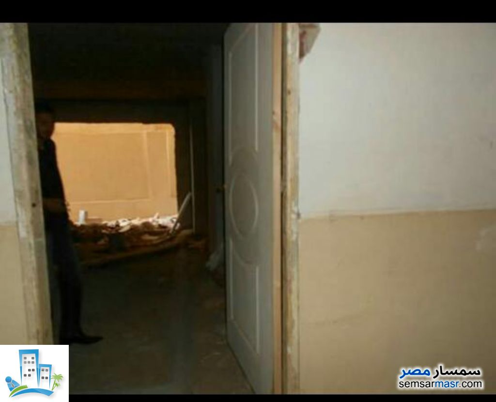 Photo 4 - Apartment 3 bedrooms 2 baths 155 sqm semi finished For Sale Hadayek Al Ahram Giza