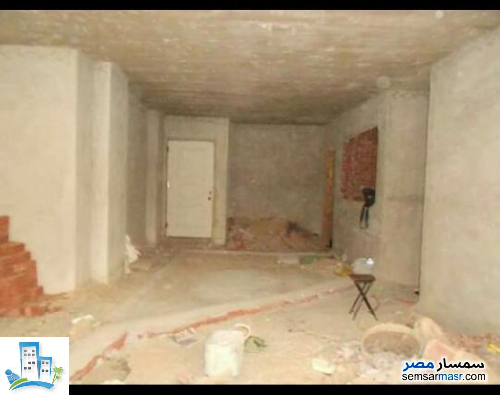 Photo 5 - Apartment 3 bedrooms 2 baths 155 sqm semi finished For Sale Hadayek Al Ahram Giza