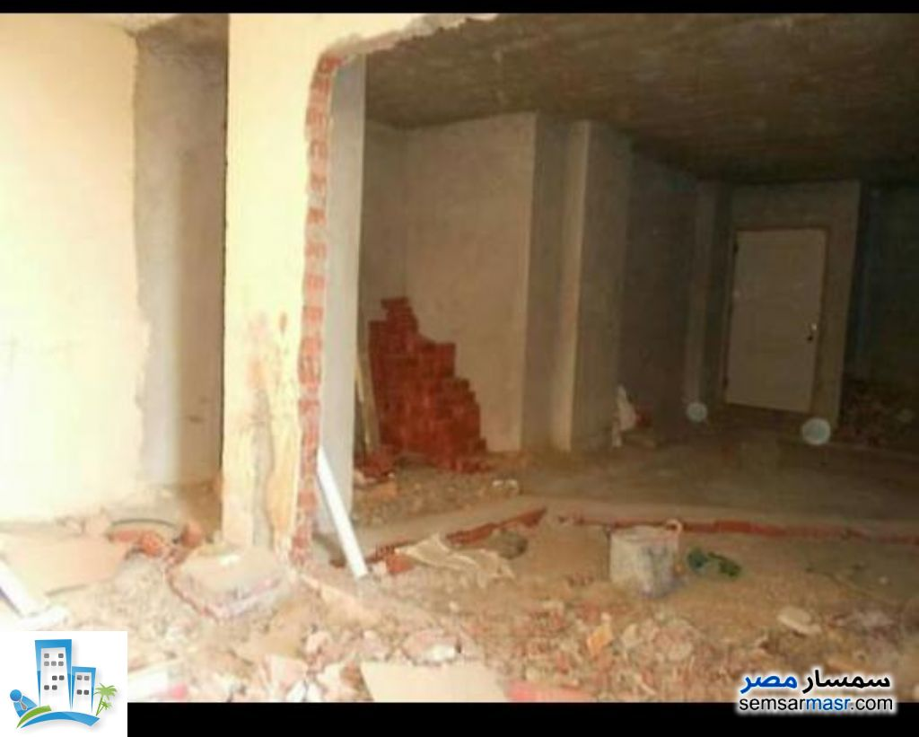 Photo 8 - Apartment 3 bedrooms 2 baths 155 sqm semi finished For Sale Hadayek Al Ahram Giza