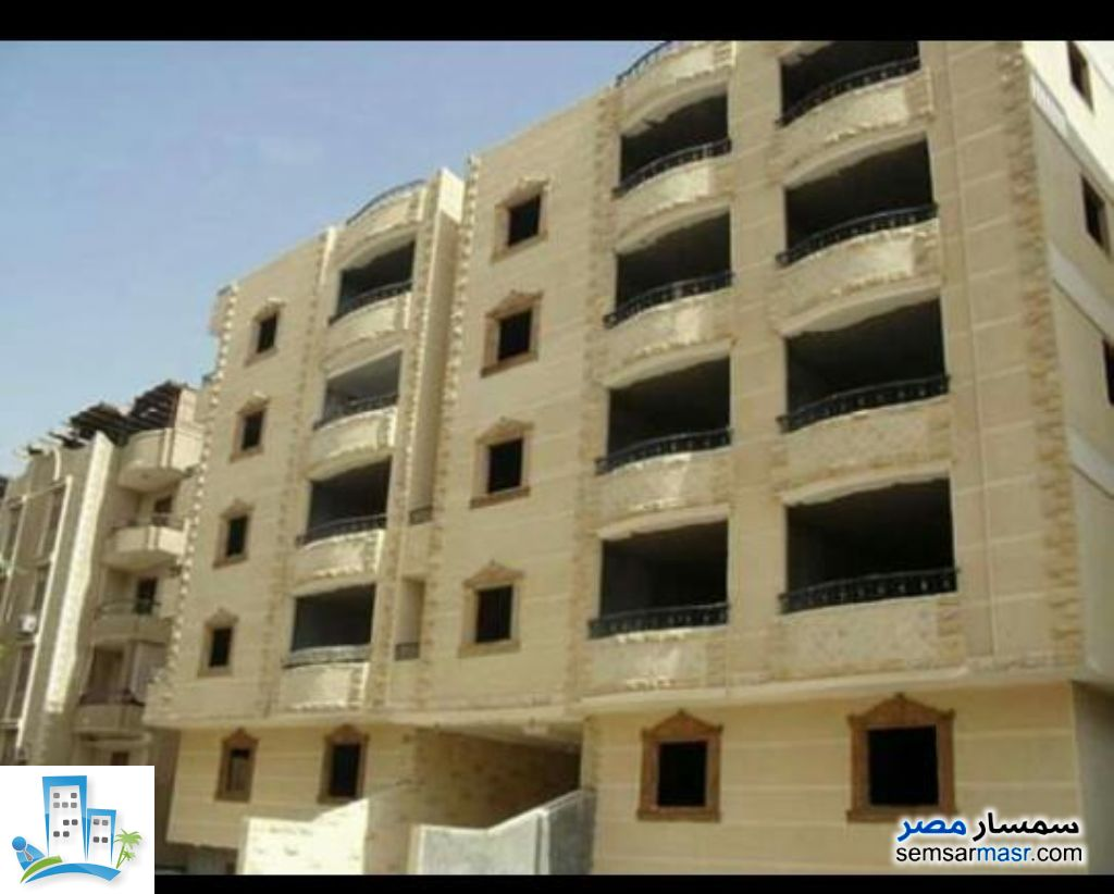 Photo 6 - Apartment 3 bedrooms 2 baths 155 sqm semi finished For Sale Hadayek Al Ahram Giza