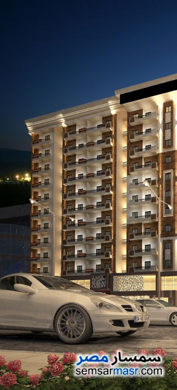 Ad Photo: Apartment 3 bedrooms 2 baths 155 sqm without finish in Minufiyah
