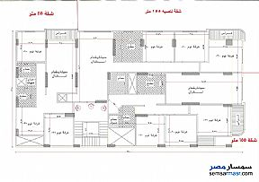 Ad Photo: Apartment 3 bedrooms 2 baths 155 sqm without finish in Mansura  Daqahliyah