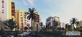 Ad Photo: Apartment 3 bedrooms 3 baths 156 sqm extra super lux in New Capital  Cairo