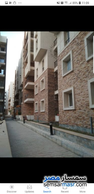 Photo 1 - Apartment 3 bedrooms 2 baths 160 sqm semi finished For Sale Mokattam Cairo