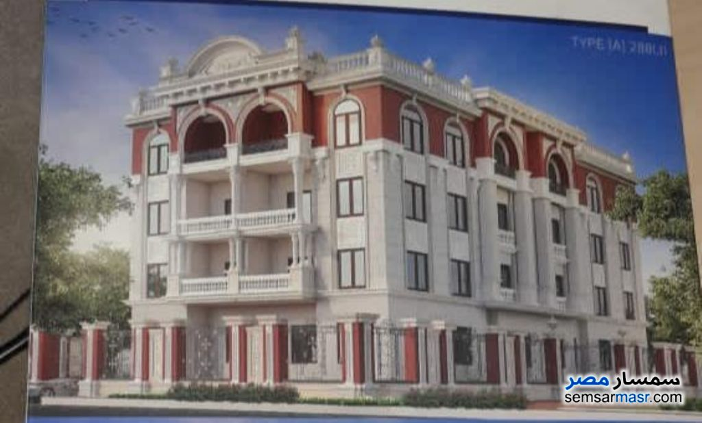 Ad Photo: Apartment 3 bedrooms 2 baths 160 sqm semi finished in Cairo
