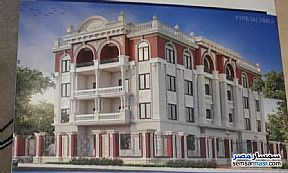 Ad Photo: Apartment 3 bedrooms 2 baths 160 sqm semi finished in Fifth Settlement  Cairo