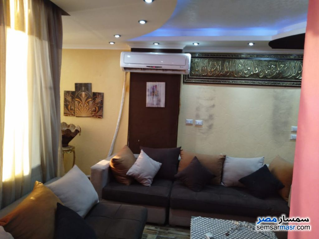Photo 17 - Apartment 3 bedrooms 2 baths 160 sqm extra super lux For Sale Maadi Cairo