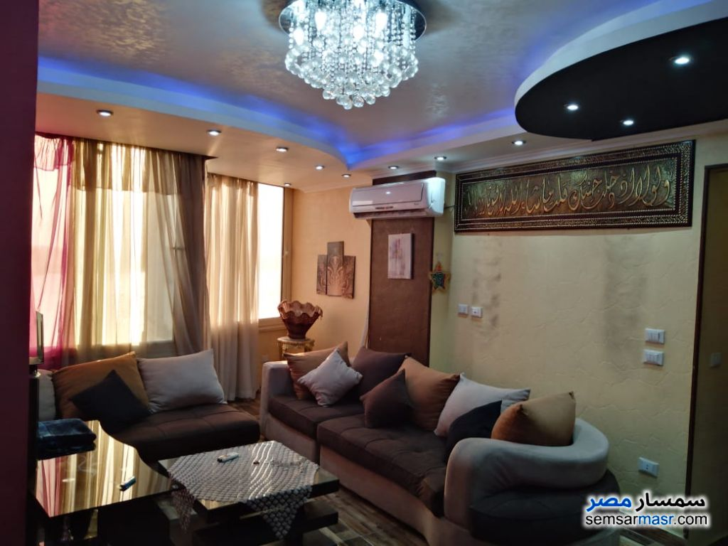 Photo 21 - Apartment 3 bedrooms 2 baths 160 sqm extra super lux For Sale Maadi Cairo