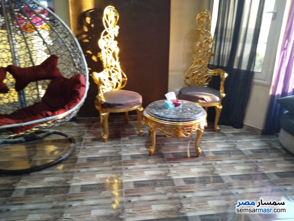 Photo 2 - Apartment 3 bedrooms 2 baths 160 sqm extra super lux For Sale Maadi Cairo