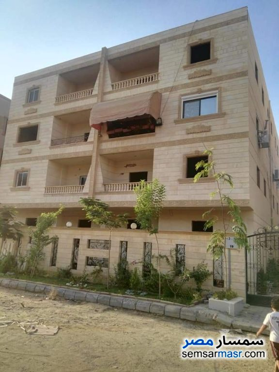 Photo 1 - Apartment 3 bedrooms 1 bath 140 sqm semi finished For Sale Shorouk City Cairo