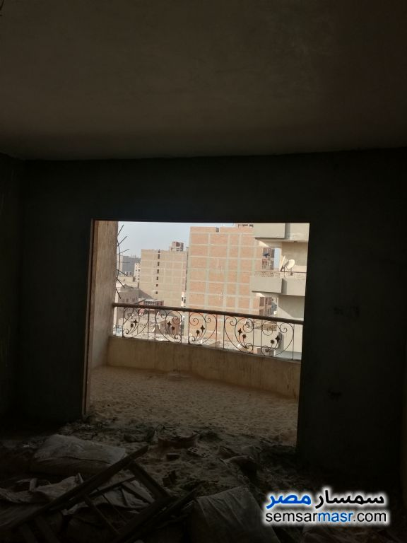 Photo 3 - Apartment 3 bedrooms 2 baths 170 sqm semi finished For Sale Haram Giza