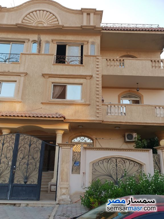 Photo 1 - Apartment 3 bedrooms 3 baths 255 sqm semi finished For Sale First Settlement Cairo