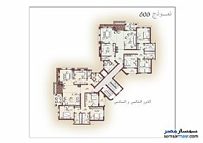 Ad Photo: Apartment 3 bedrooms 3 baths 165 sqm lux in Madinaty  Cairo