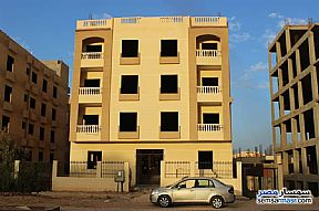 Ad Photo: Apartment 3 bedrooms 2 baths 165 sqm semi finished in Mukhabarat Land  6th of October