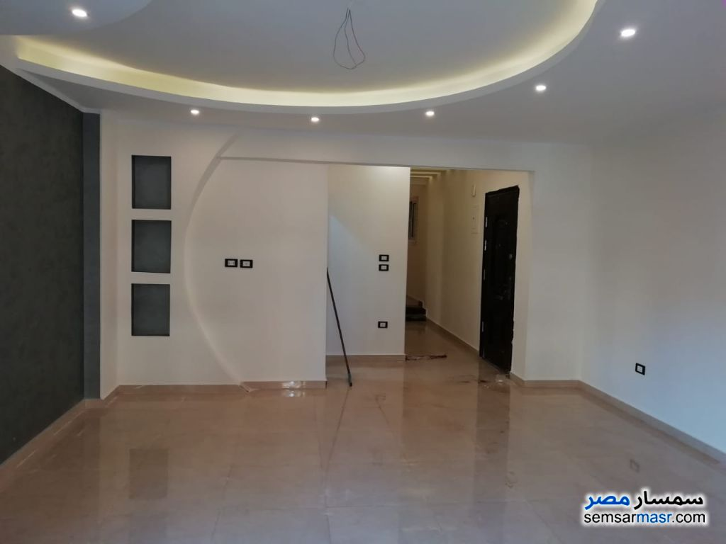 Photo 3 - Apartment 3 bedrooms 2 baths 170 sqm extra super lux For Sale Districts 6th of October