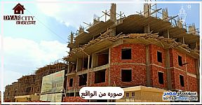 Ad Photo: Apartment 3 bedrooms 3 baths 170 sqm semi finished in Mokattam  Cairo
