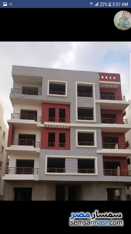 Photo 1 - Apartment 3 bedrooms 3 baths 170 sqm semi finished For Sale Al Fardous City 6th of October