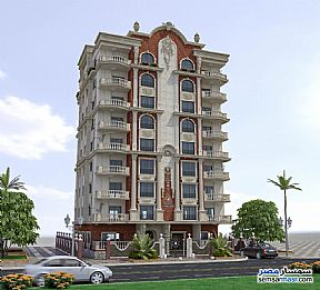 Ad Photo: Apartment 3 bedrooms 3 baths 170 sqm without finish in Heliopolis  Cairo