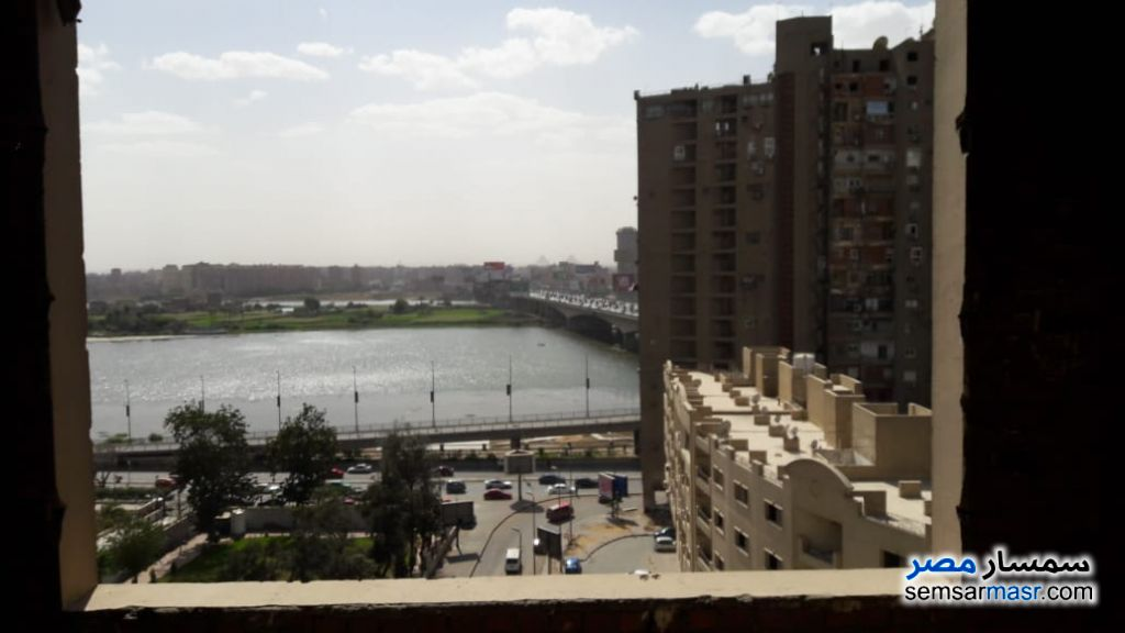 Photo 4 - Apartment 3 bedrooms 2 baths 170 sqm without finish For Sale Maadi Cairo