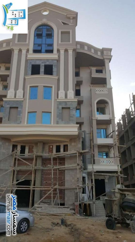 Ad Photo: Apartment 3 bedrooms 3 baths 170 sqm semi finished in Districts  6th of October