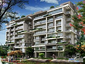 Apartment 3 bedrooms 2 baths 170 sqm extra super lux For Sale New Capital Cairo - 3