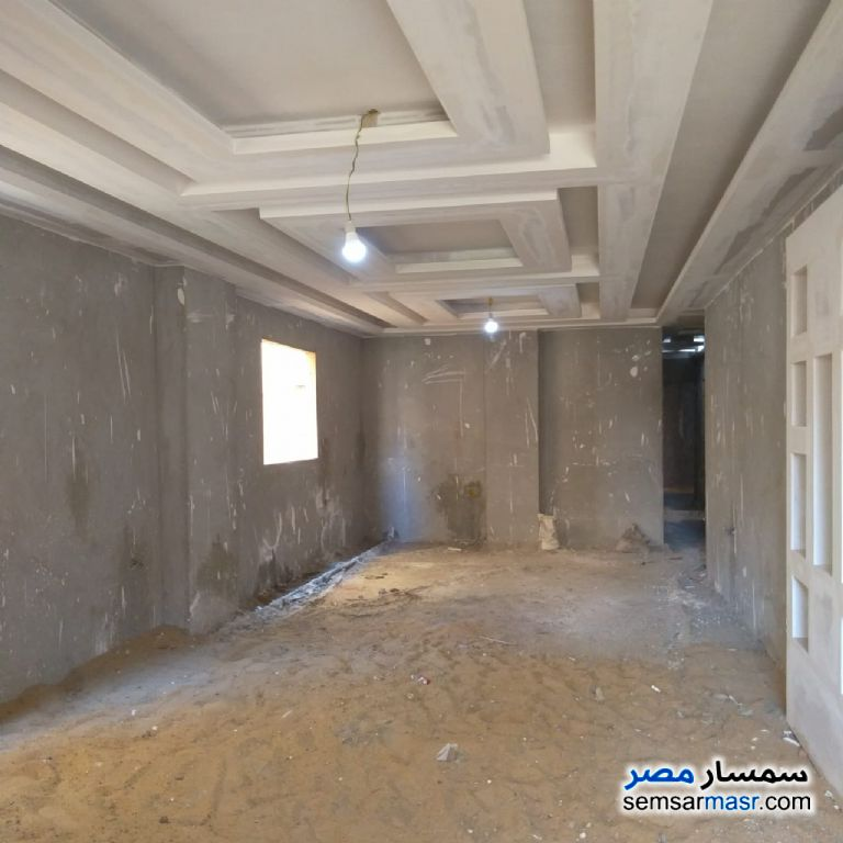 Photo 3 - Apartment 3 bedrooms 2 baths 173 sqm semi finished For Sale Hadayek Al Ahram Giza