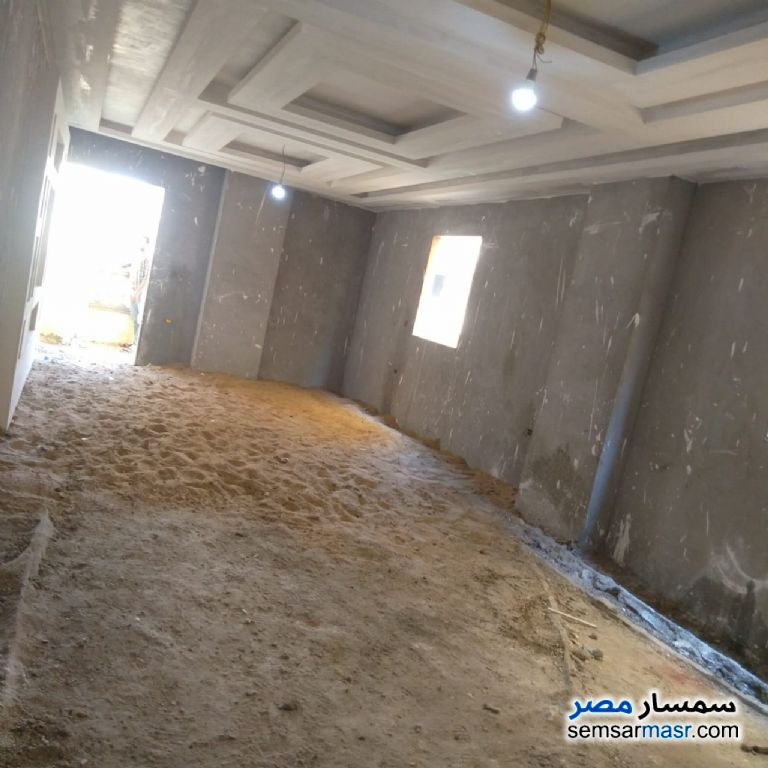 Photo 10 - Apartment 3 bedrooms 2 baths 173 sqm semi finished For Sale Hadayek Al Ahram Giza